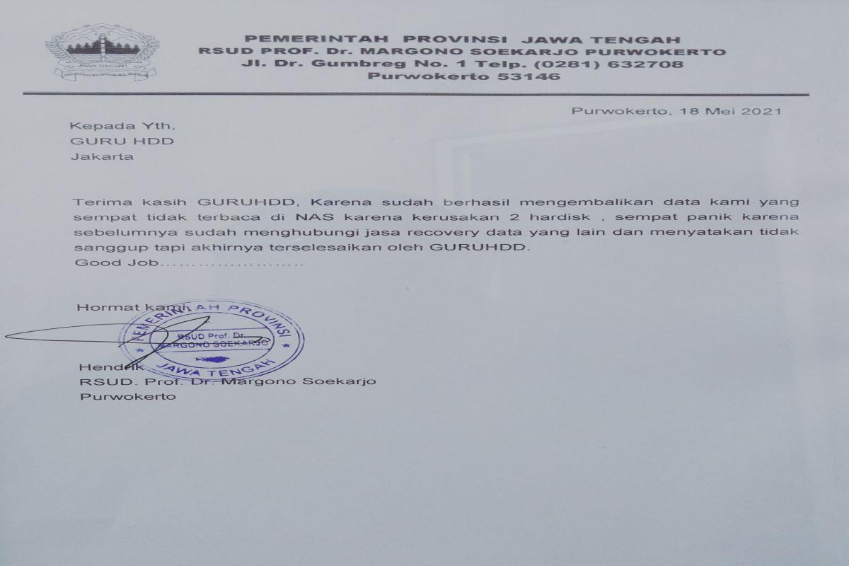 RSUD Prof. DR. Margono - Purwokerto