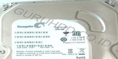 Seagate 500 GB 3.5 SATA