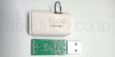 Recovery Data USB Flash Disk Toshiba 32GB (must formatting)