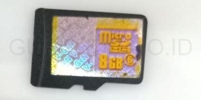 Data recovery micro SD V-gen 8 GB